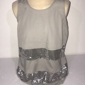 Limited Sequin Tank Top